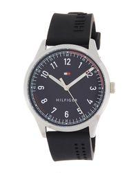 Tommy Hilfiger - Multicolor Men's Essentials Silicone Bracelet Watch, 44mm for Men - Lyst