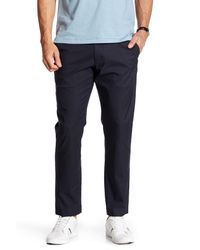Perry Ellis - Blue Active Water Resistant Pant for Men - Lyst