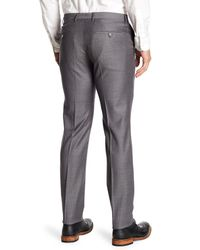 BOSS - Gray T-gilmound Trousers for Men - Lyst
