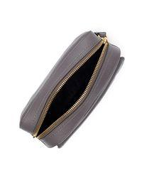 Cole Haan - Blue Benson Ii Leather Camera Bag - Lyst