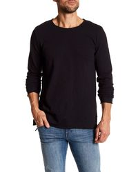 Threads For Thought | Black Charleston Jersey Slub Long Sleeve Tee for Men | Lyst