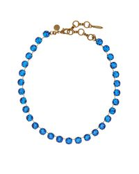 Loren Hope - Blue 'kaylee' Collar Necklace - Lyst