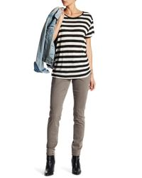 Jag Jeans Multicolor Gwen Stretch Skinny Highrise Pants
