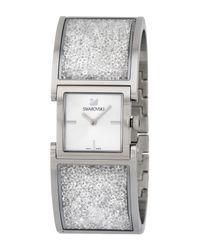 Swarovski - Metallic Women's New Octea Swiss Quartz Watch - Lyst