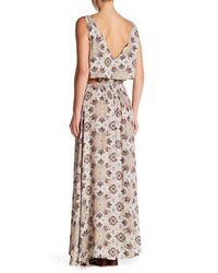 Tiare Hawaii - Natural Desert Island Dress - Lyst