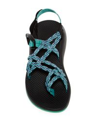 Chaco - Green Zx2 Classic Sandal - Lyst