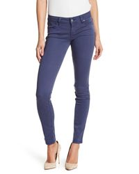Level 99 - Blue Liza Skinny Jeans - Lyst