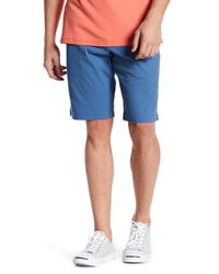 Tommy Bahama - Blue Festival Time Solid Shorts for Men - Lyst