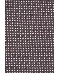 BOSS - Multicolor Dot Silk Tie for Men - Lyst