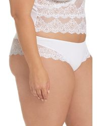 Only Hearts - White So Fine Hipster Panties - Lyst