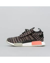 1592caeff26d4c Lyst - adidas Nmd Ts1 Primeknit In Black coral sesame in Black for Men