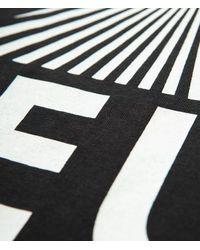 Deus Ex Machina - Black Tracks Tee for Men - Lyst