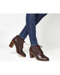Office - Multicolor Landgirl Lace Up Boots - Lyst