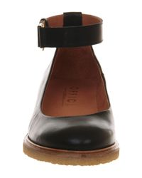 Office   Brown Khloe Ankle Strap   Lyst
