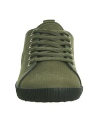 Fred Perry - Green Kingston Trainers for Men - Lyst