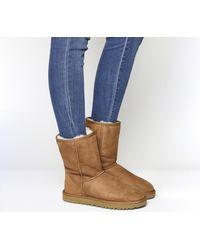 Ugg - Multicolor Classic Short Ii Boots - Lyst