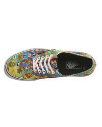 Vans - Multicolor Authentic for Men - Lyst