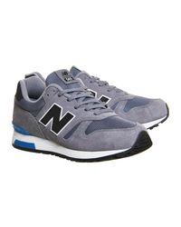 New Balance - Blue 565 for Men - Lyst