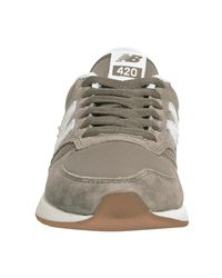 New Balance - Gray Wrl420 - Lyst