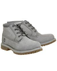 Timberland - Gray Nellie Chukka Double Waterproof Boots - Lyst