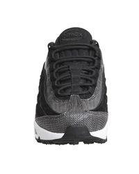 Nike - Black Air Max 95 Trainers - Lyst