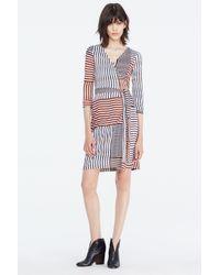 3dc6e34d38d1 Diane von Furstenberg. Women s New Julian Two Silk Jersey Wrap Dress