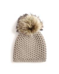 Inverni | Green Sage 'murmasky' Pom Hat | Lyst