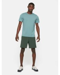 "Outdoor Voices | Green 7"" Runner's High Short for Men 