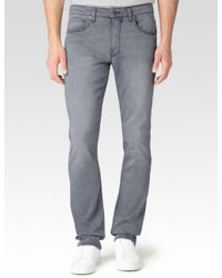 PAIGE | Gray Federal for Men | Lyst