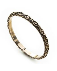 Pamela Love | Metallic Ajna Bangle | Lyst