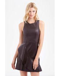 Parker - Black Abby Dress - Lyst