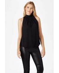 Parker | Black Karmela Top | Lyst