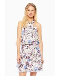 Parker - White Trisha Dress - Lyst