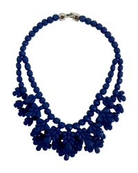 EK Thongprasert | Silicone Double Layer Neckpiece Dark Blue | Lyst