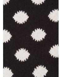 Paul Smith - Men's Black 'supernova' Spot Socks for Men - Lyst