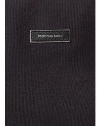 Paul Smith - Women's Black 'lucky Rabbit' Print Canvas Tote Bag - Lyst