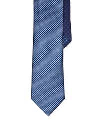 Perry Ellis - Blue Sabathia Neat Silk Tie for Men - Lyst