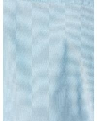 Perry Ellis - Blue Big And Tall Oxford Shirt for Men - Lyst