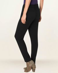 Phase Eight - Black Theodora Tapered Trousers - Lyst