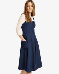 Phase Eight | Blue Darcie Dress | Lyst