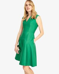 Phase Eight - Green Danessa Dress - Lyst