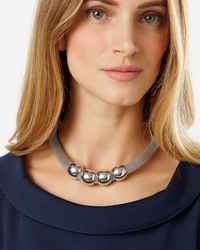 Phase Eight - Multicolor Charlotte Ball Necklace - Lyst
