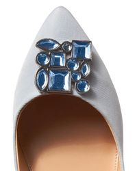 Phase Eight - Multicolor Jewel Pointed Court Shoes - Lyst