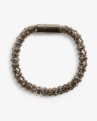 Phase Eight - Multicolor Rosalie Stone Round Bracelet - Lyst