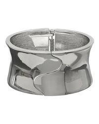Phase Eight - Metallic Clara Cuff - Lyst