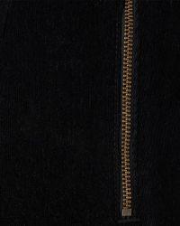 Phase Eight - Black Darted Zip Hem Cord Amina - Lyst
