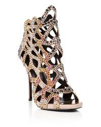 "Philipp Plein - Multicolor Sandals ""borderline"" - Lyst"