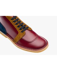 Prada | Multicolor Booties for Men | Lyst