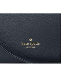 Kate Spade - Black Kingston Drive Tassle Hobo Bag - Lyst
