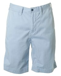 Polo Ralph Lauren | Blue Relaxed Fit Rugged Shorts for Men | Lyst